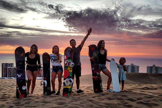 Sandboard Soulsandboard Iquique