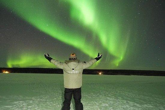 北極光之旅小團體-包括照片