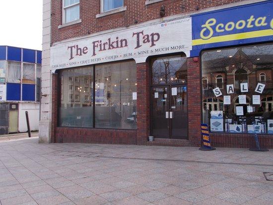 The Firkin Tap