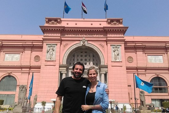 Фотография Half day tour to the Egyptian museum & Felucca ride on the Nile