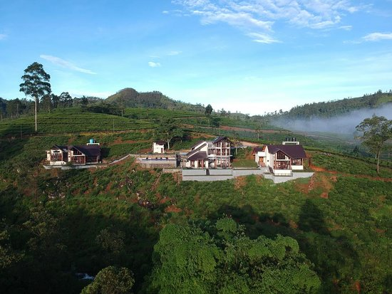A boutique hotel located in a secluded oasis nestled in the middle of a tea estate of Lindula, nearest to the City of Nuwar Eliya
