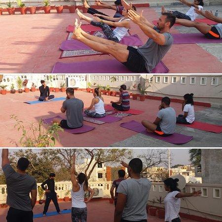 Satkar Yoga Retreat