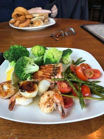 New Boston, NH: sea food