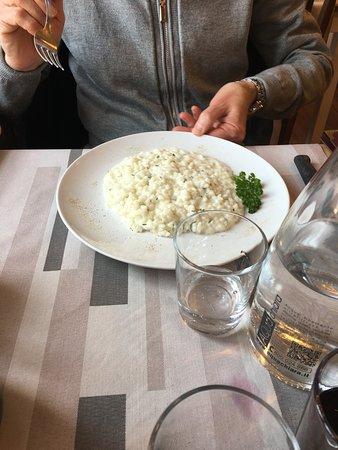 Grosso, Italy: Ottimo riso alle erbe fini