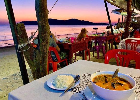 Pak Nam, Таиланд: Tom Yum Soup
