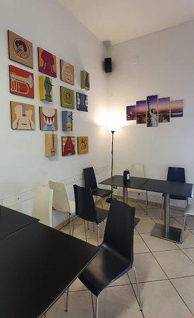 Francofonte, Italija: Bar