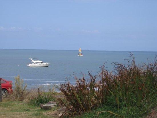 Punta Colorada, Uruguay: mar