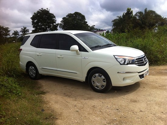 Belmopan, Belize : 7 seat transportation
