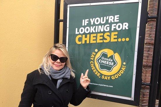 Gouda Cheese Experience & Non Tourist trap visit Cheese Farm...
