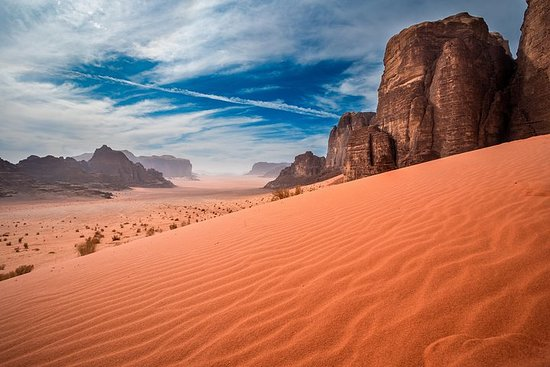 Wadi Rum Tour vanuit Aqaba met ...