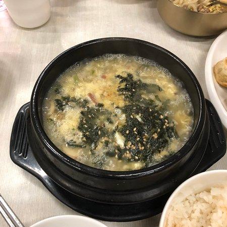 Korean Dinner Review Of Zzang Korean Food Singapore