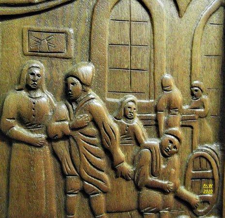 Borduurmuseum 'Het losse steekje'