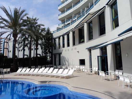 Hotel Principal, hoteles en Oliva
