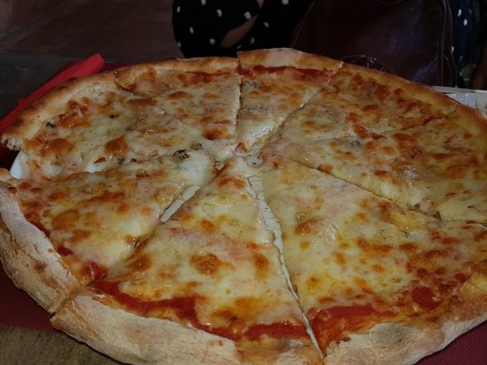imagen Biopizza en San Roque