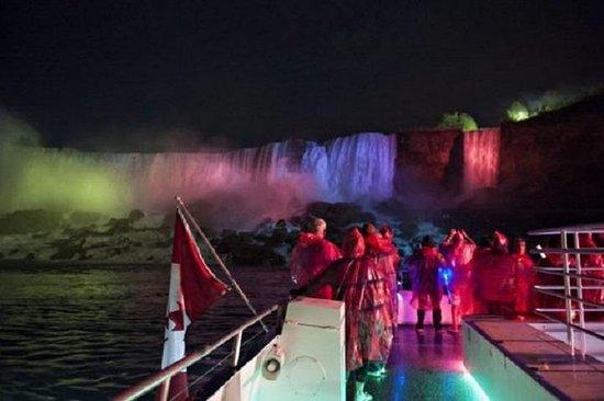 Toronto to Niagara Falls Night/Day Tour...