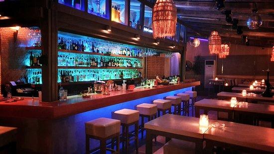 Passoa Cocktail Bar