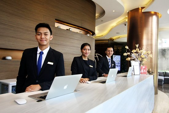 A warm welcome from us - Picture of Ashley Wahid Hasyim Jakarta - Tripadvisor