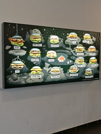 Most Expensive Burger in Town
