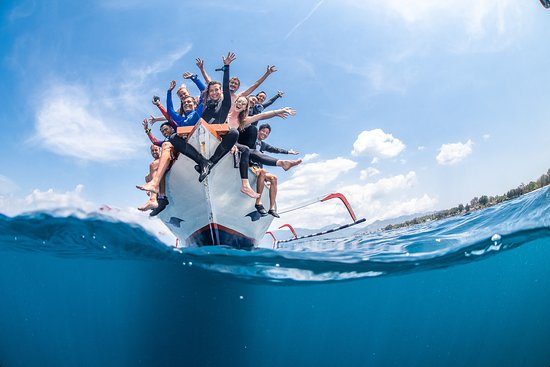 The Manta Dive Gili Air Team