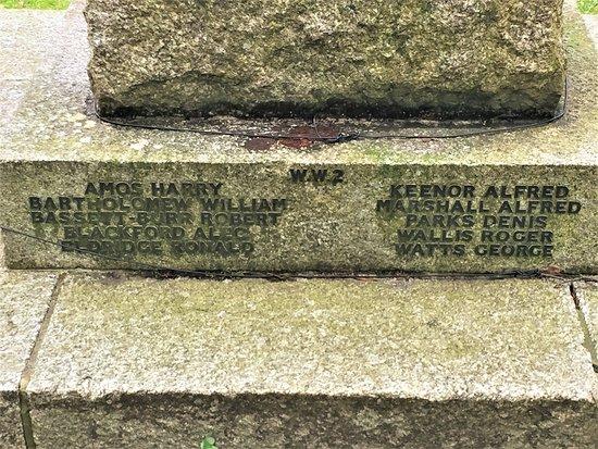 Lamberhurst Village War Memorial
