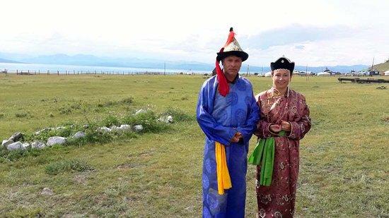 Khovsgol Province, Mongolie : Монгольская чета