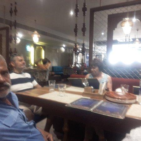 Day tour to Govind dav temple and jai niwas garden and govindam restaurant jaipur.