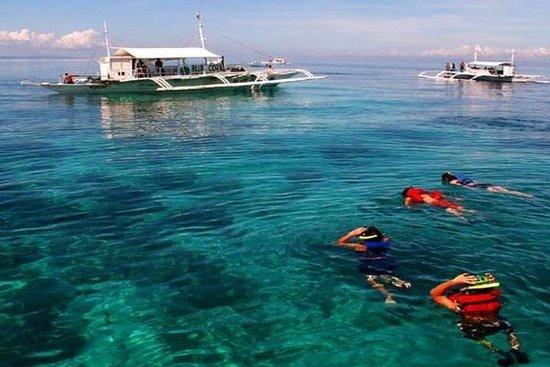 Cebu Island Hopping com almoço