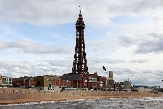Blackpool Tower Eye Admission Ticket