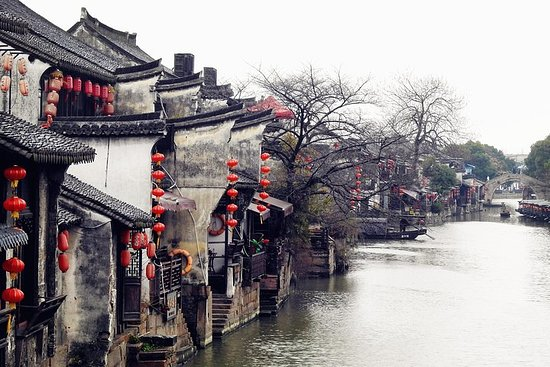 Privat Wuzhen Day Tour fra Shanghai