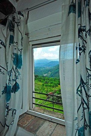 Aquilea, Italija: view from adjoined Studio