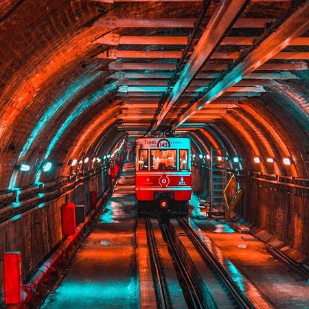 Istanbul Tunnel