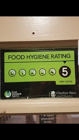Norley, UK: 5 star rating
