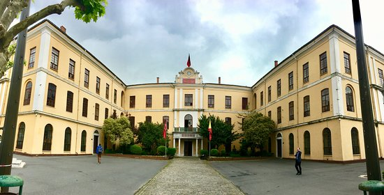 Galatasaray High School (Galatasaray Lisesi)