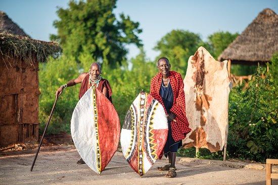 Maasai World