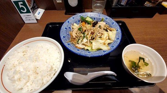 Matsuken Chuka Shokudo Nerima Photo