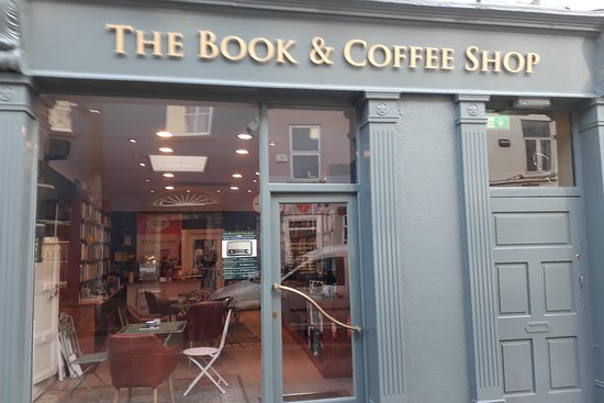 The Book & Coffee Shop