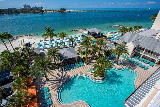 Shephard's Beach Resort, hoteles en Clearwater