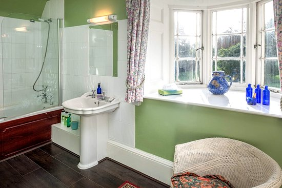 St Lawrence, UK: Twin/family private bathroom