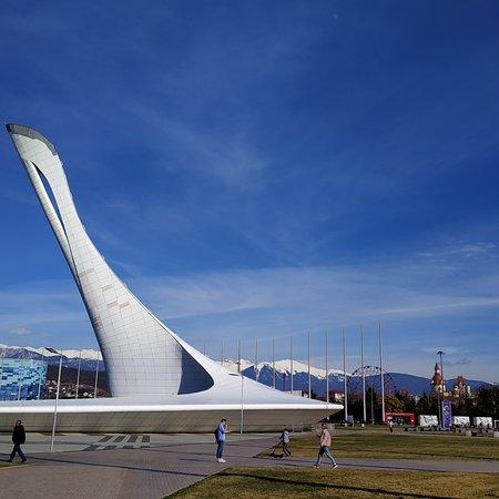 Sirius, Russia: Прогулка по набережной и Олимпийском парку по прилёту в Сочи