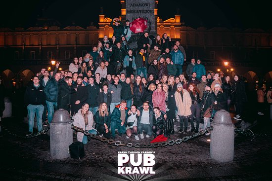 Krawl Through Krakow - Pub Crawl