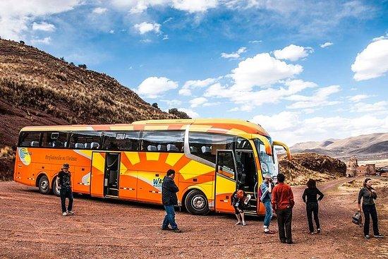 Ônibus turístico Puno - Cusco