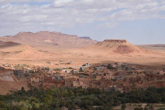 Ifrane Atlas Saghir, Marruecos: View point