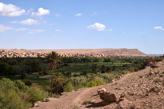 Ifrane Atlas Saghir, Marruecos: Tinghir