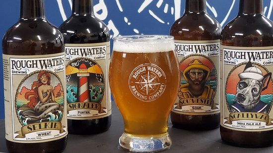 Rough Waters Brewing Company