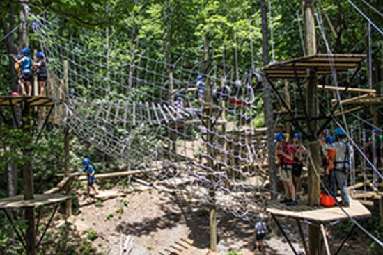 Ridgecrest's high adventure challenge