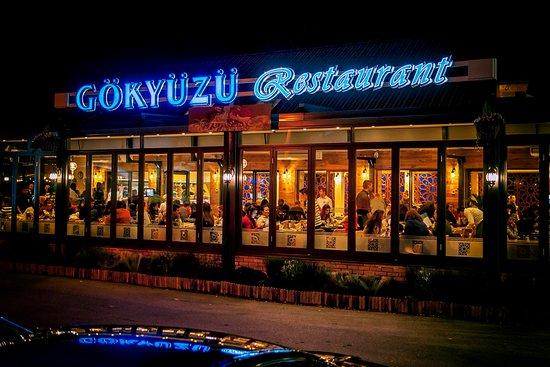 Image Gokyuzu in London