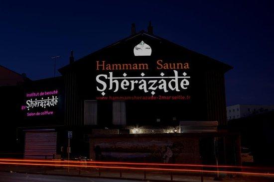 HAMMAM SAUNA SHERAZADE