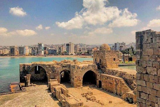 Sidon - Pneu - Maghdouche Trip