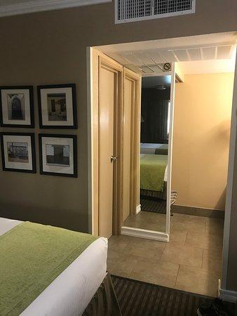 Nice hotel, friendly people