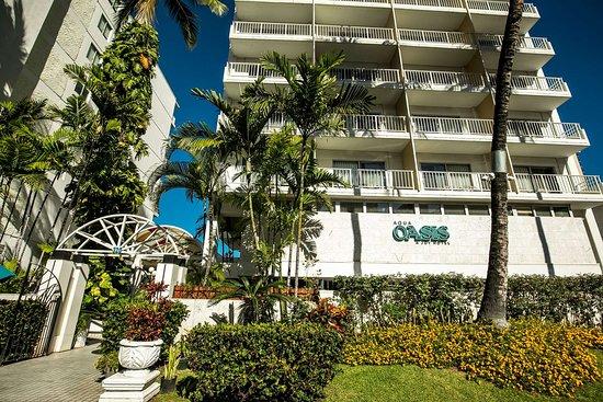 Aqua Oasis, hoteles en Honolulu